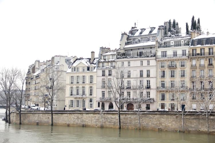 Snowy Paris - 13