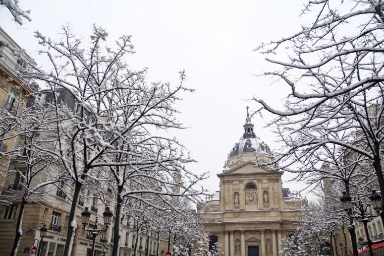 Snowy Paris - 40