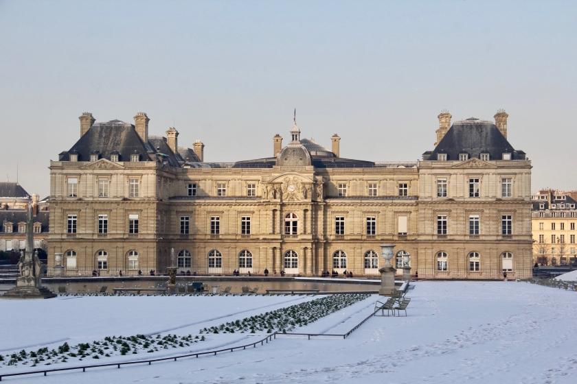 Snowy Paris - 8
