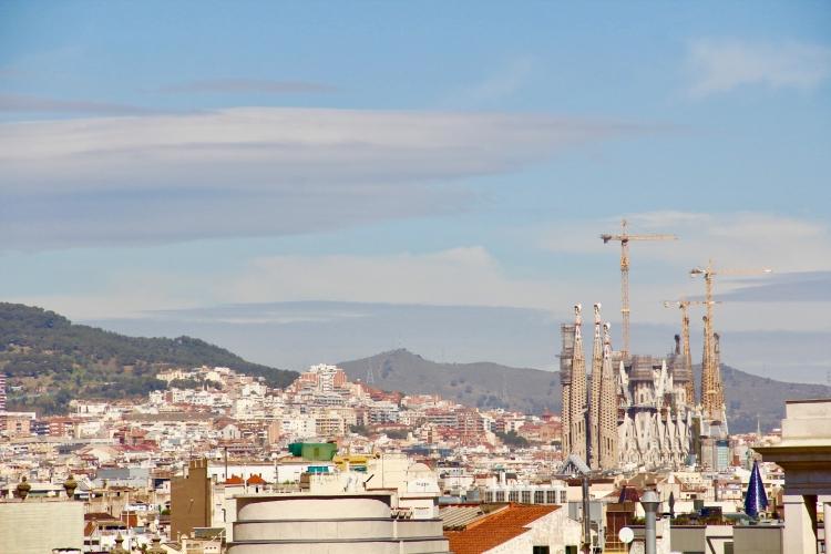 Barcelona - Sagrada Familia - 1
