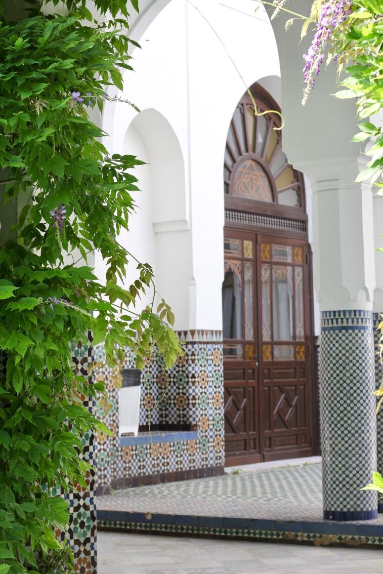 Grand Mosque of Paris - 12