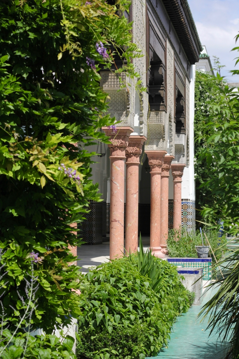 Grand Mosque of Paris - 14