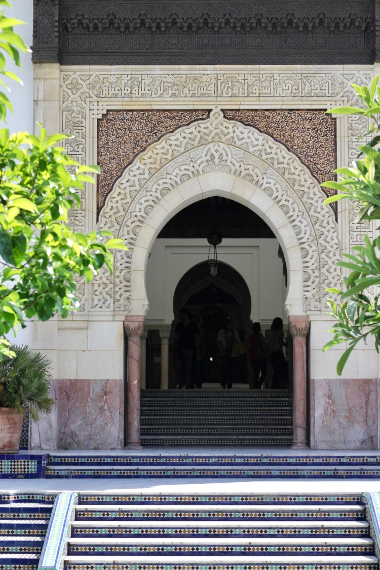 Grand Mosque of Paris - 16