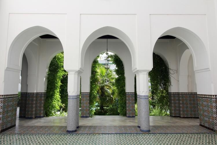 Grand Mosque of Paris - 17