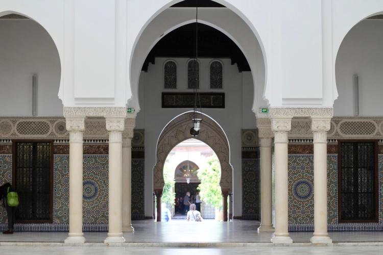 Grand Mosque of Paris - 2