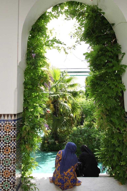 Grand Mosque of Paris - 24