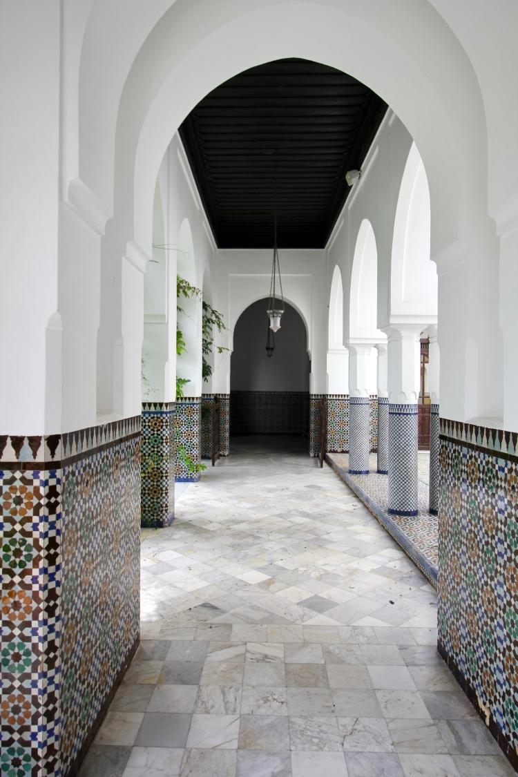 Grand Mosque of Paris - 36
