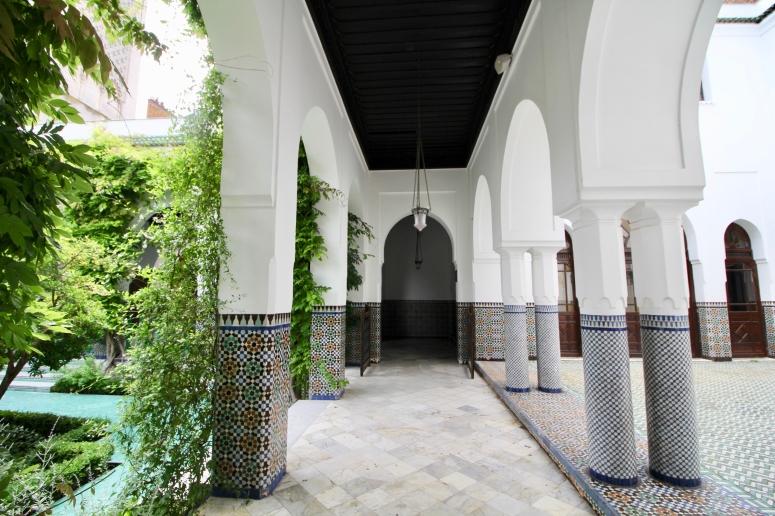 Grand Mosque of Paris - 37