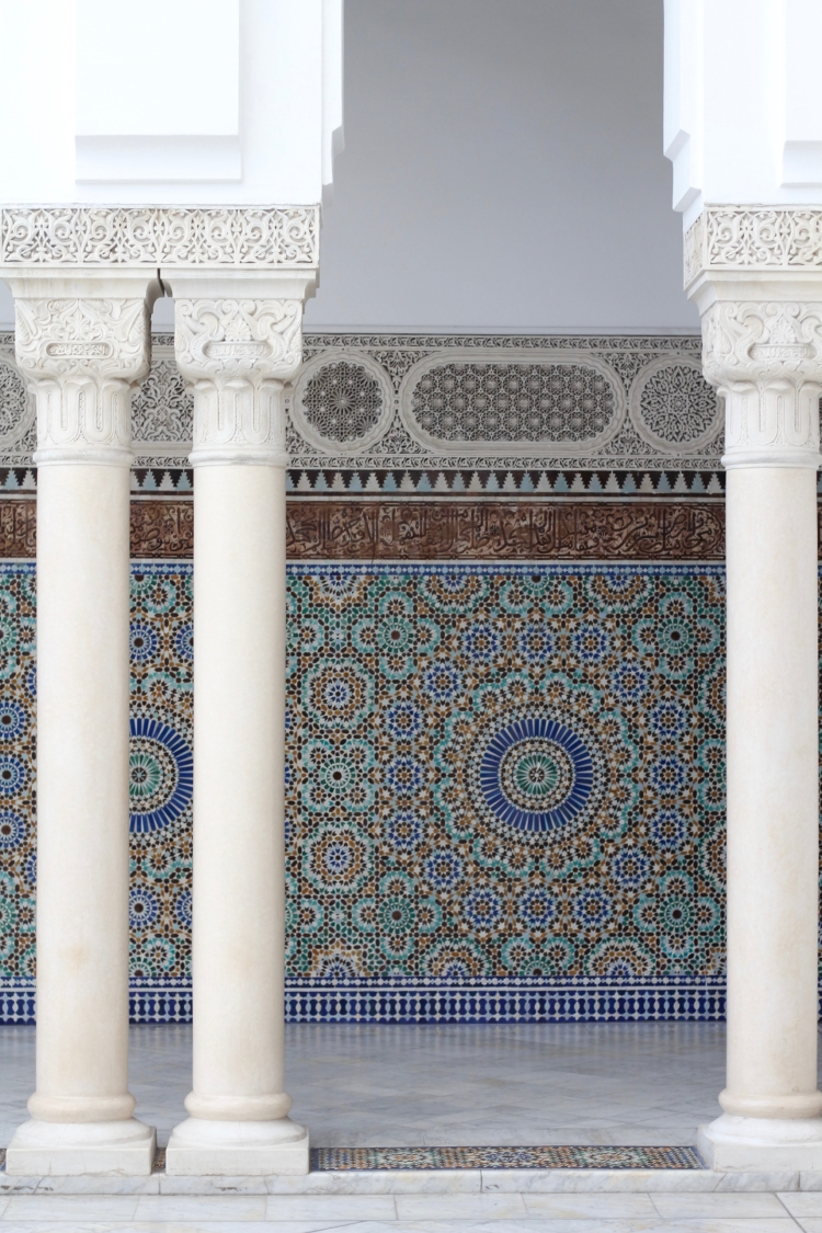 Grand Mosque of Paris - 4