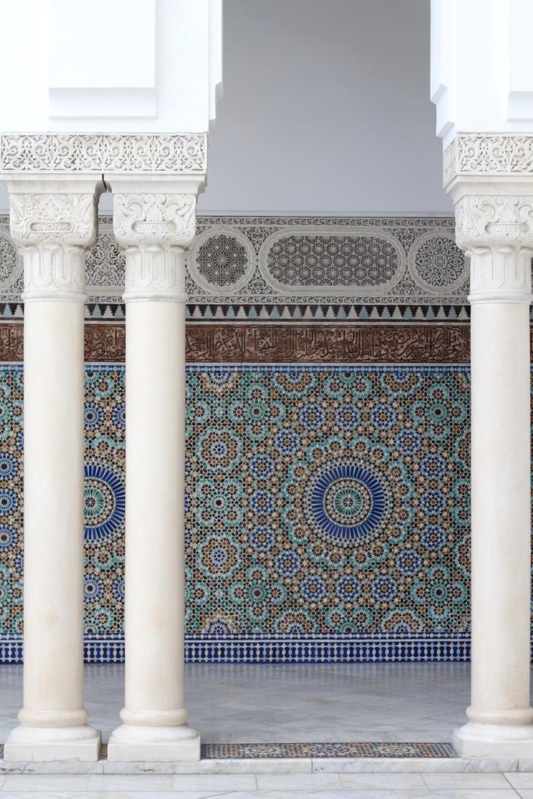 Grand Mosque of Paris - 4