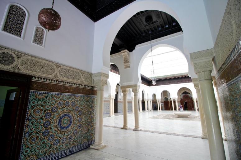 Grand Mosque of Paris - 41