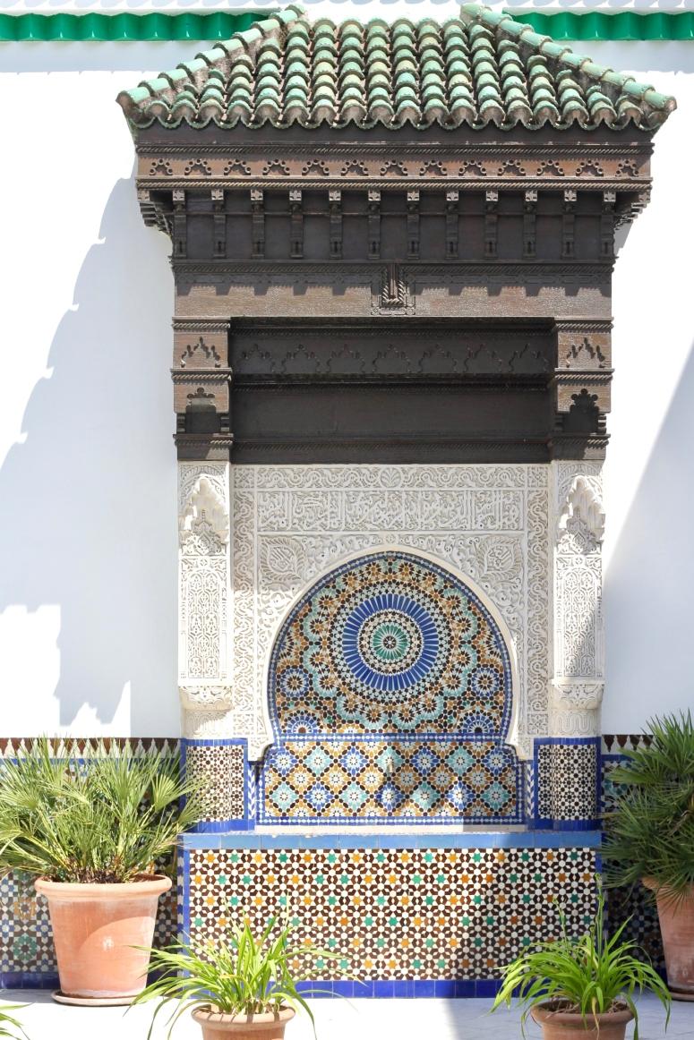 Grand Mosque of Paris - 5